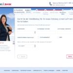 Neunter Schritt Antragstellung TARGOBANK Autokredit