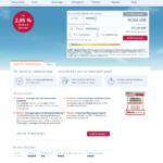 Erster Schritt Antragstellung TARGOBANK Kredit für Selbständige