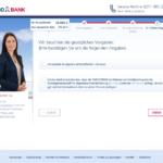 Elfter Schritt Antragstellung TARGOBANK Kredit für Selbständige