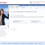 Vierter Schritt Antragstellung TARGOBANK Kredit für Selbständige