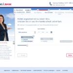 Fünfter Schritt Antragstellung TARGOBANK Kredit für Selbständige