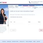 Achter Schritt Antragstellung TARGOBANK Kredit für Selbständige
