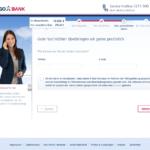 Neunter Schritt Antragstellung TARGOBANK Kredit für Selbständige