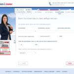 Zehnter Schritt Antragstellung TARGOBANK Modernisierungskredit