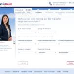 Dritter Schritt Antragstellung TARGOBANK Modernisierungskredit