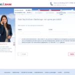 Neunter Schritt Antragstellung TARGOBANK Modernisierungskredit