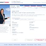 Dreizehnter Schritt Antragstellung TARGOBANK Privatkredit