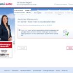 Fünfter Schritt Antragstellung TARGOBANK Privatkredit