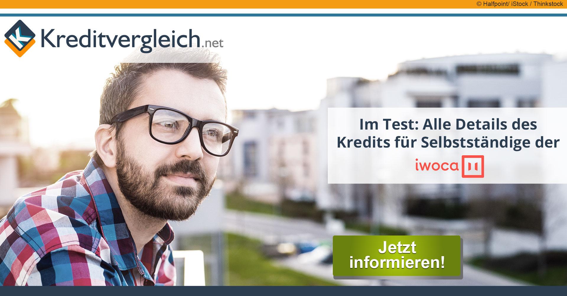 iwoca Kredit für Selbständige  Test und Erfahrungsberichte 10/2018