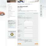 Zweiter Schritt Antragstellung Volkswagen Bank Rahmenkredit