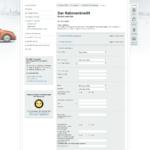 Dritter Schritt Antragstellung Volkswagen Bank Rahmenkredit
