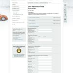 Vierter Schritt Antragstellung Volkswagen Bank Rahmenkredit