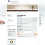 Vierter Schritt Antragstellung Volkswagen Bank Privatkredit
