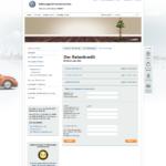 Fünfter Schritt Antragstellung Volkswagen Bank Privatkredit